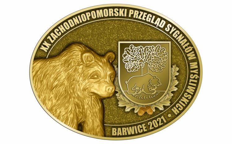 XX Zachodniopomorski Przegląd Sygnałów Myśliwskich o statuetkę Niedźwiedzia Barwickiego